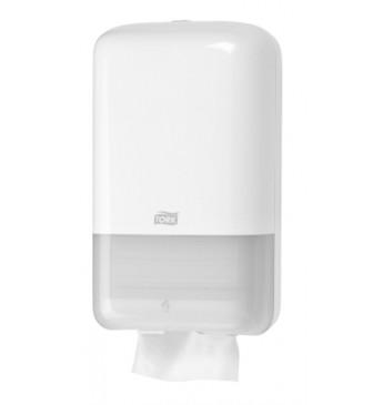 Tork tualetes papīra turētājs lokšņu papīram sistēma T3